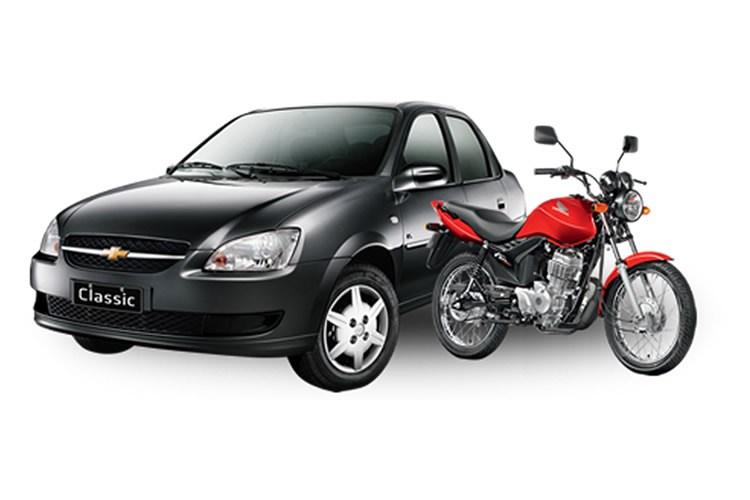 7 vantagens de trocar um carro por uma moto